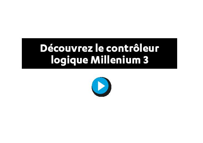 Millenium 3 logic controller